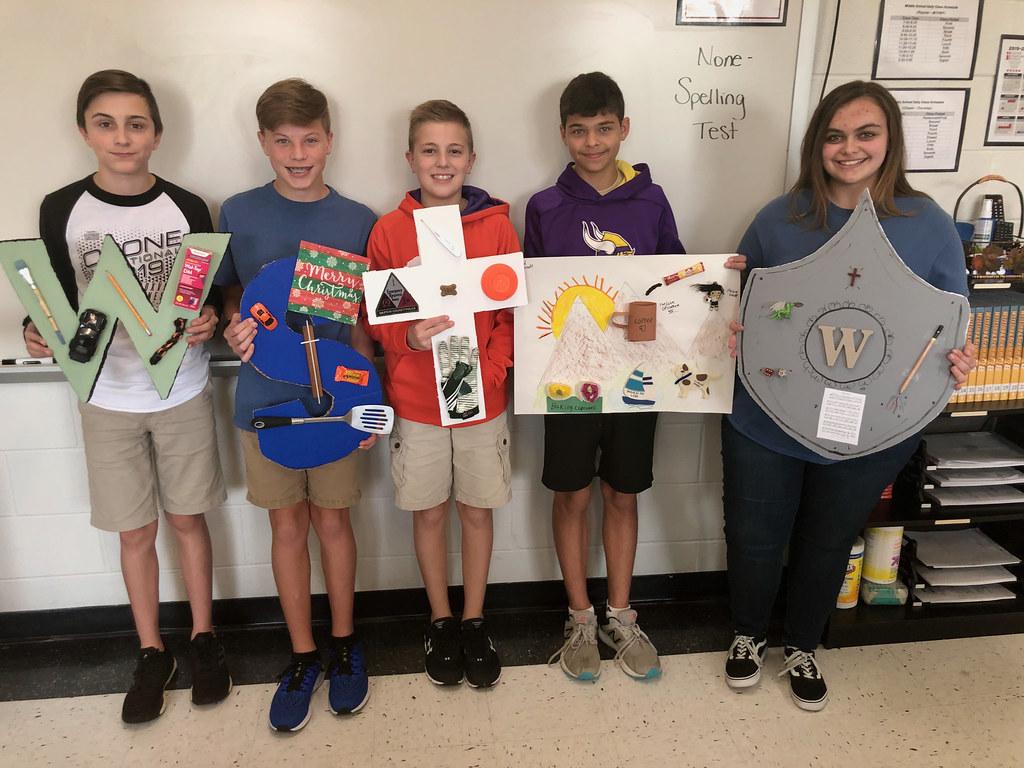 8th-grade Family Symbols