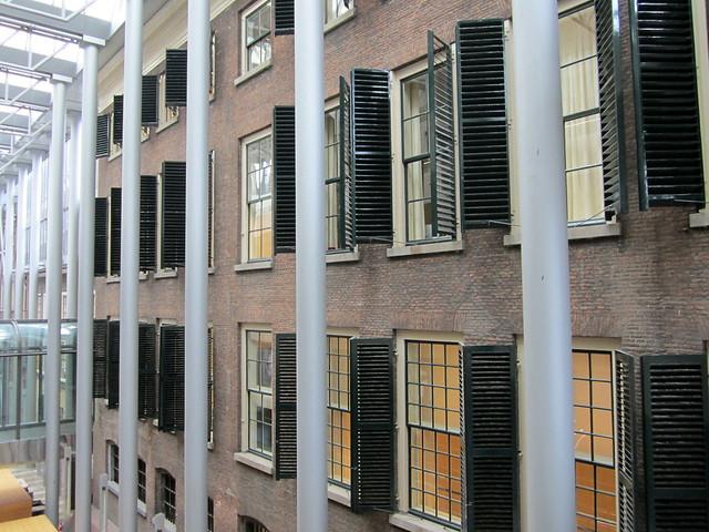 Den Haag - Gebouw Tweede Kamer