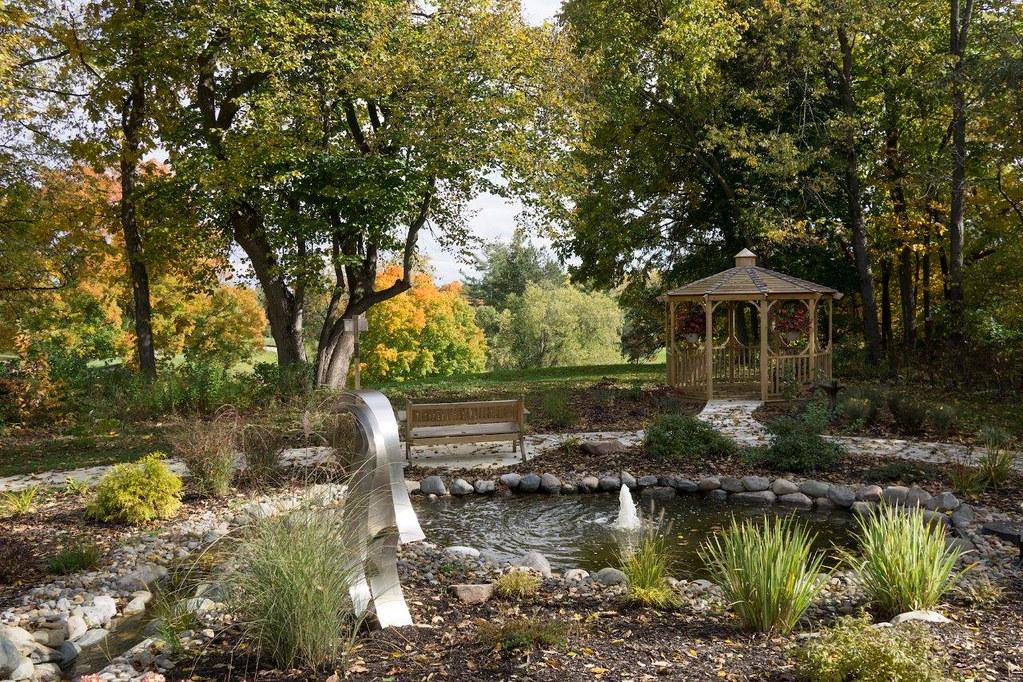 The Rotary Club Peace Pond