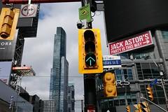 Yonge and Dundas, Toronto, 2019