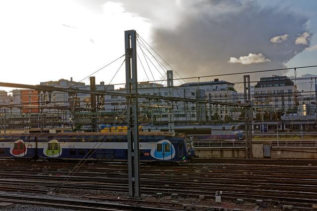 Lignes de train