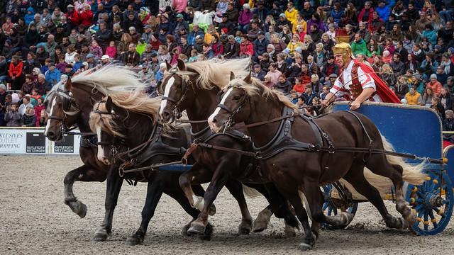 Horsepower x 4