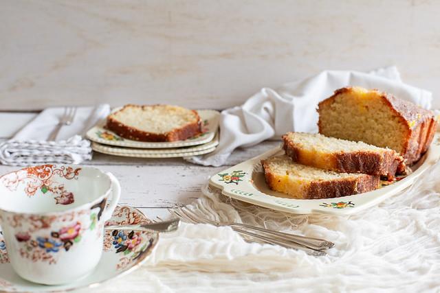 10/31: Lemon drizzle cake
