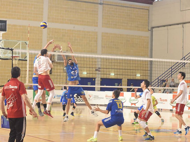 new real volley gioia play off A2