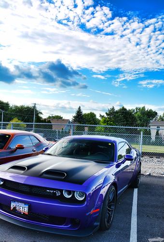 2019 Dodge Challenger SRT Hellcat Redeye Photo