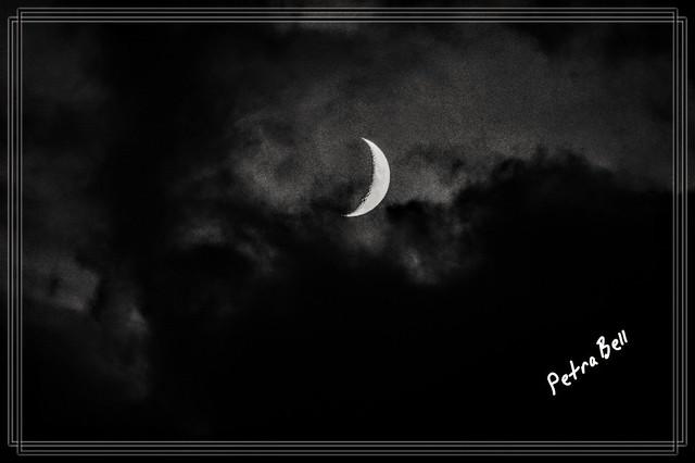 Evening sky 🌛