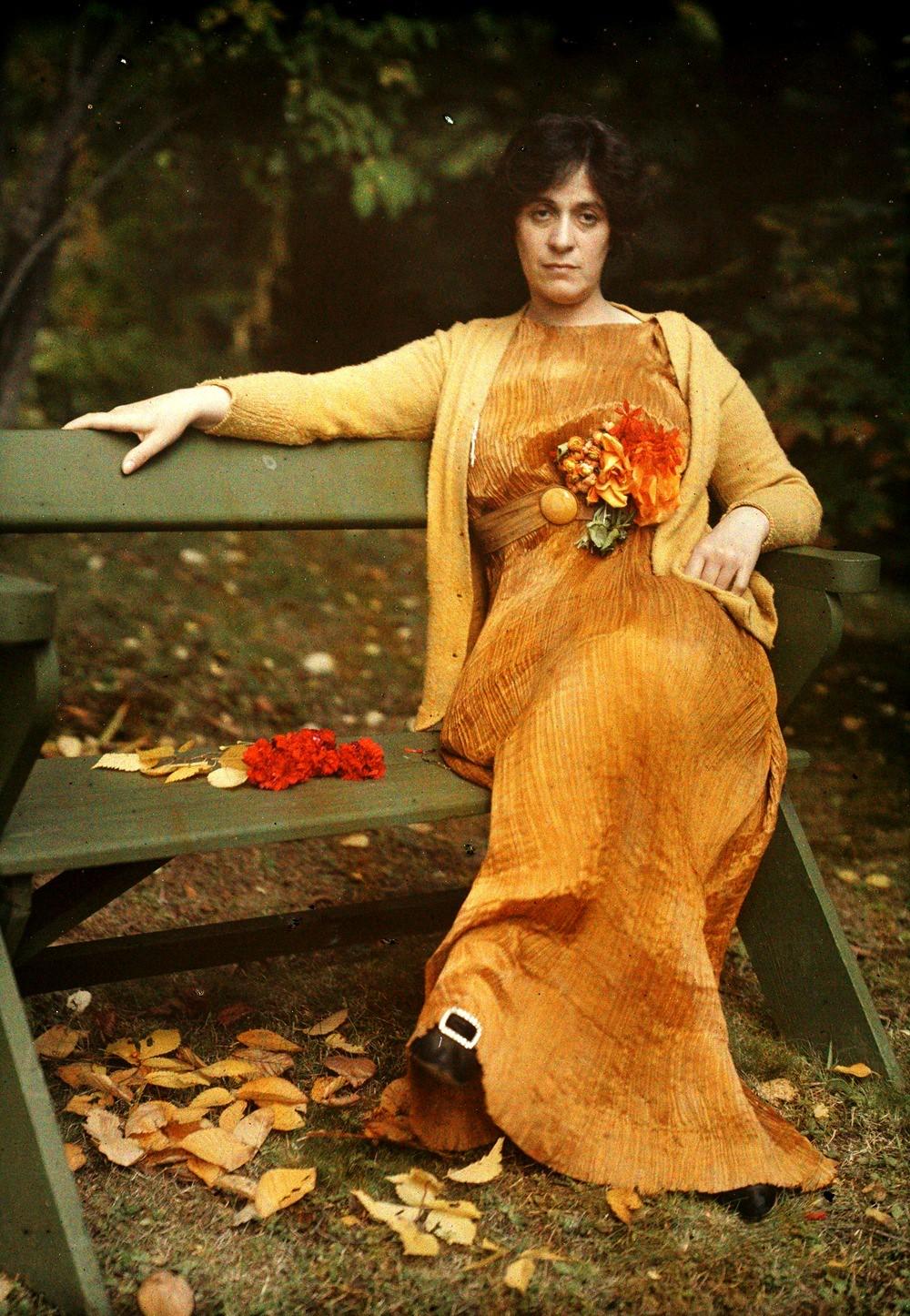 1910. Селма Шуберт