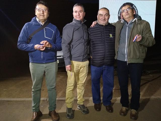 mino Los Peumos de Rinconada de Parral se suma a los nuevos asfaltos para Coltauco