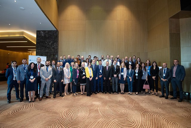 Fifth Regional Meeting on BEPS for Eurasian Countries