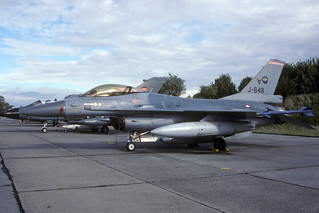 F-16A J-648