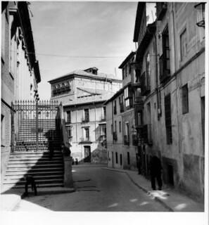 Instituto Lorenzana . Fondo Rodríguez, Archivo Histórico Provincial, Junta de Comunidades de C-LM, signatura [CT-74]