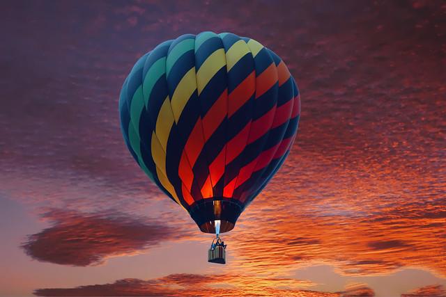 Albuquerque Balloon Fiesta 2014  47