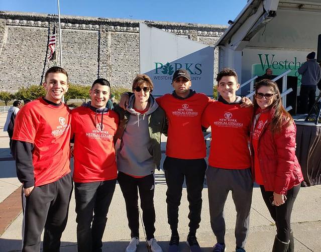 NYMC at AHA Westchester Heart Walk 2019