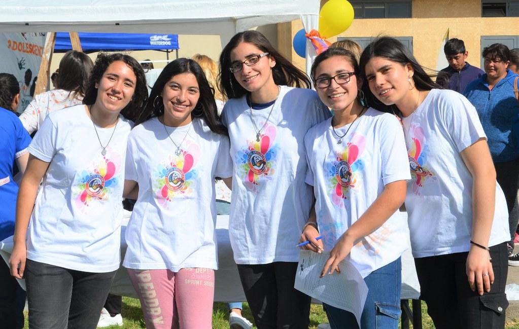 2019-10-10 Salud: Jornada de la Juventud Hospital de Pocito