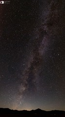 Chasing the Milky Way. Taken at Great Basin National Park, Nevada.