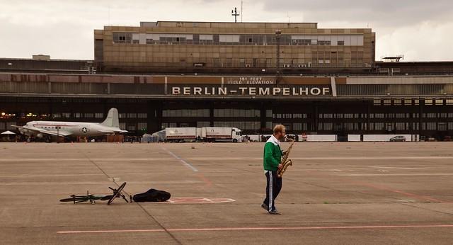 Der Saxophonist