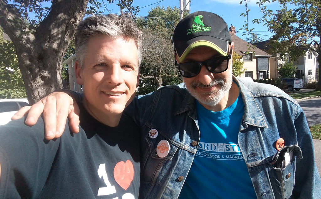 Dave Bidini and Me