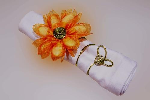 Fleur de dragées porte serveitte (20g) 3,70€