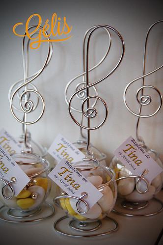 Bulle fil alu clé de sol (30g) 3,70€