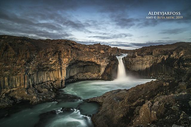 Ruta Artic 2019 Islandia
