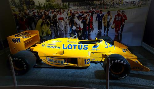 Senna's Lotus