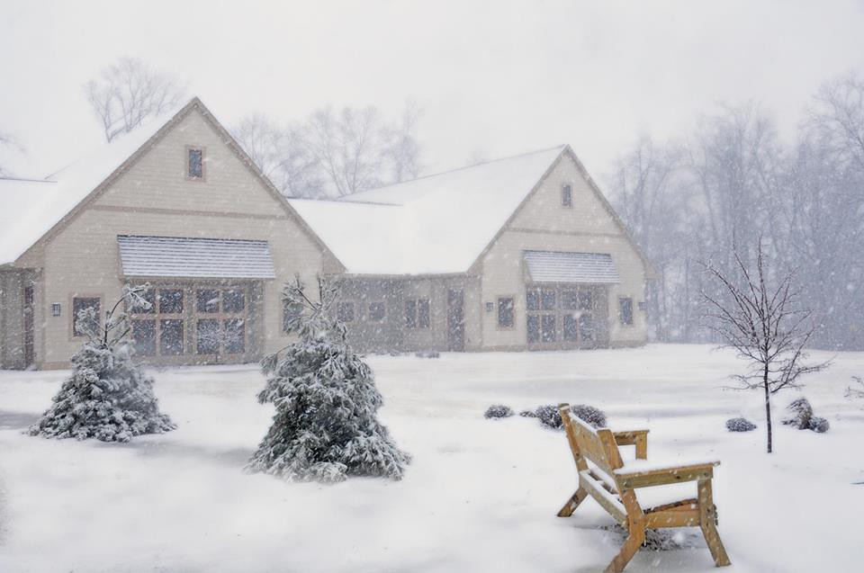 Winter at Hospice of Lenawee