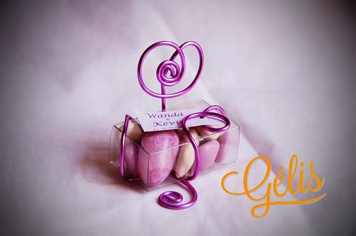 Boîte rectangle (20g) fil alu coeur rond 2,90€
