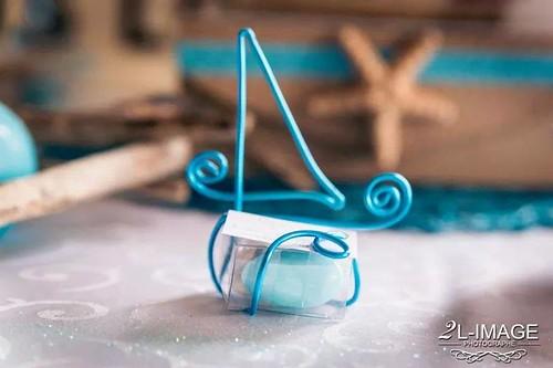 Mini boîte carrée (15g) fil alu voilier 2,95€