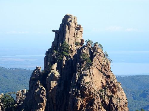 Bocca di Monte Bracciutu :  Monte Bracciutu