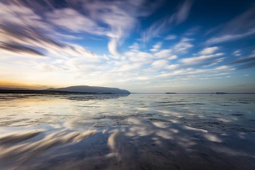 iceland landscape lowtide lukaszlukomski reflection beach water clouds nikond7200 sigma1020 longexposure coast skagafjord estuary austariheradsvotn