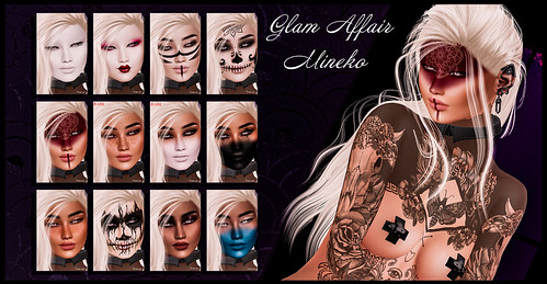 Glam Affair - Mineko | by Morgana Hilra