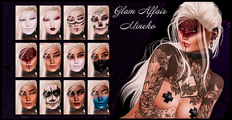 Glam Affair - Mineko
