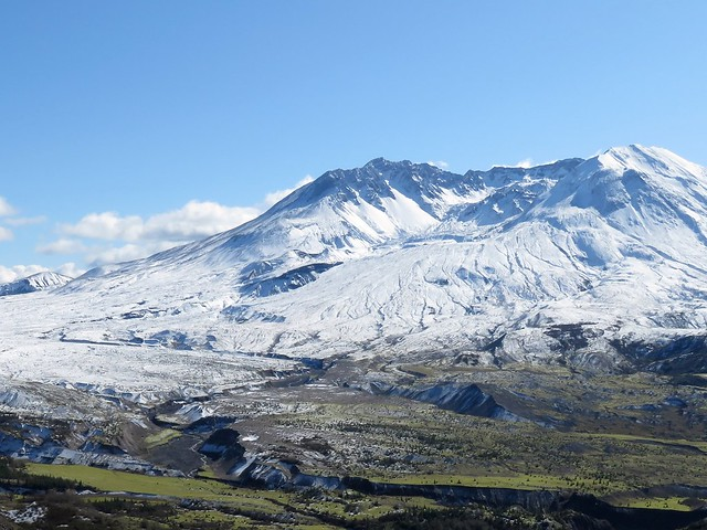 Mt St Helens - crop