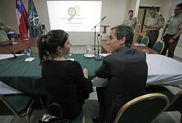 #EnTerreno : Sesión STOP Vecinal