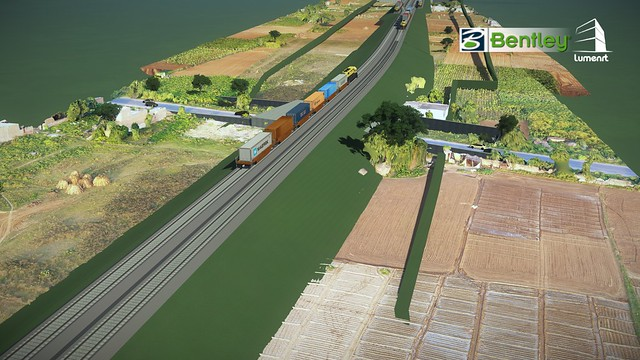1110_Larsen & Toubro Advance BIM for Rail on the Second Phase of India's Western Dedicated Freight Corridor