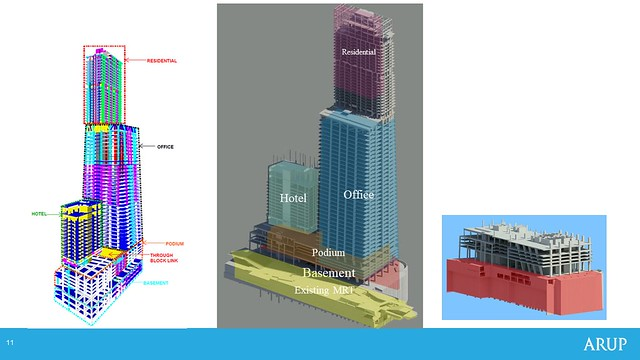 1209_Data Management, in-Situ Soil Testing, and Advanced Constitutive Models Support Rigorous Analysis for Singapore's Tallest Tower