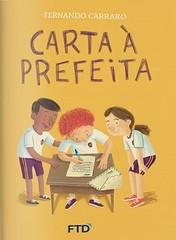"""Palestra do escritor Fernando Carraro - Livro """"Carta à Prefeita"""""""