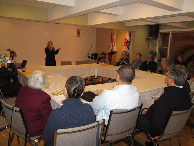 Canada-2015-04-20-Montreal Ambassadors for Peace Discuss Founder's Legacy