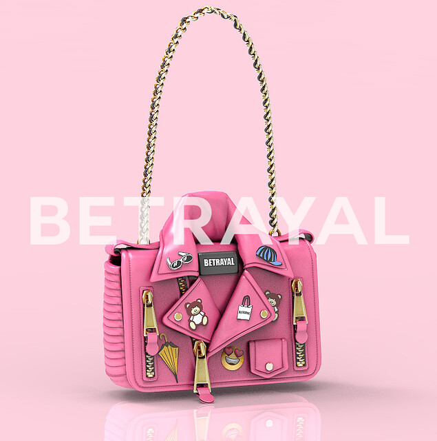 Nicki Jacket Bag PREVIEW