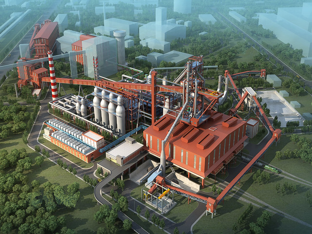 901_BIM Projects in China Using Bentley's Open Applications Are Setting a Higher Bar in Manufacturing and Power Generation