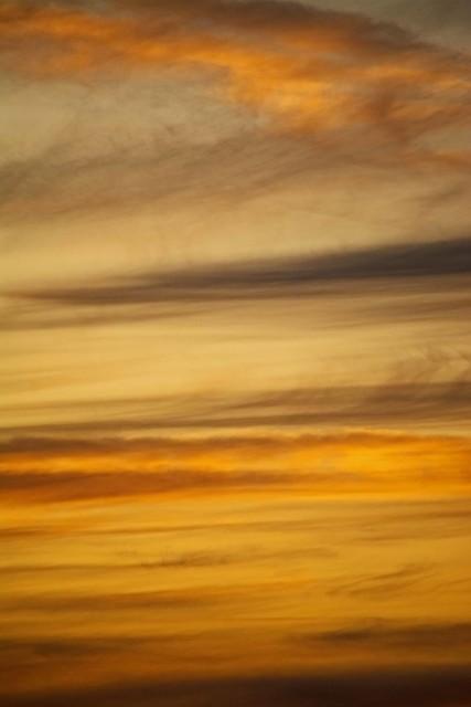 We all live under the same sky, but we don't all have the same horizon. ~Konrad Adenauer