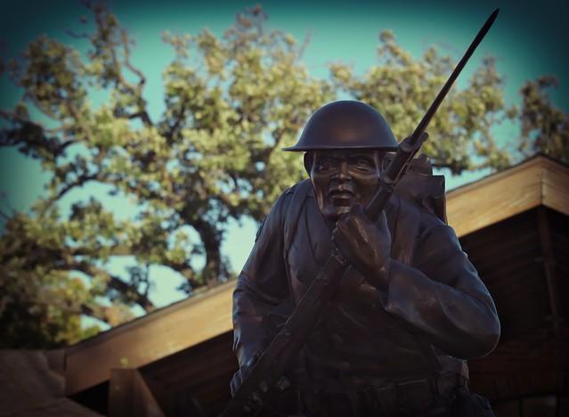 Soldier, Cantigny Park. 6 (EOS)