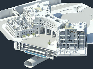1519_WSP Delivers Optimized Design for Complex Basement Beneath London Landmark Using Bentley Applications