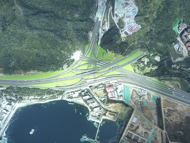 1347_Innovative and Comprehensive Use of Digital Twins for Grade-Separated Junction Project in East Yan'gang Region (3)