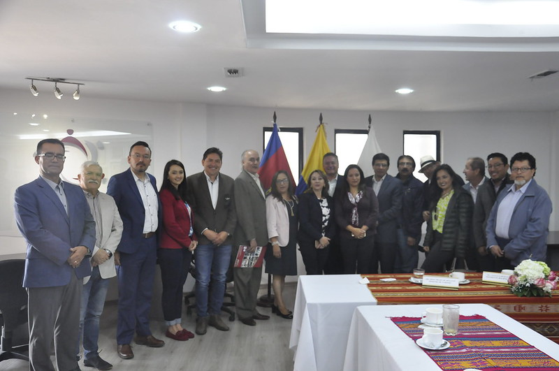 Proyecto de profesionalización fue presentado a la Ministra de Turismo