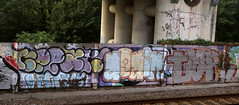 Trackside Graffiti