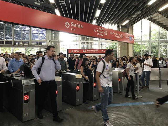 1073_From São Paulo to Beijing Pedestrian Simulation for Rail Goes Mainstream