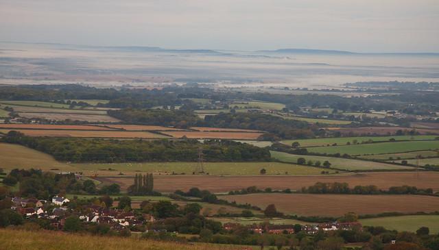 Sussex Weald (3 counties)