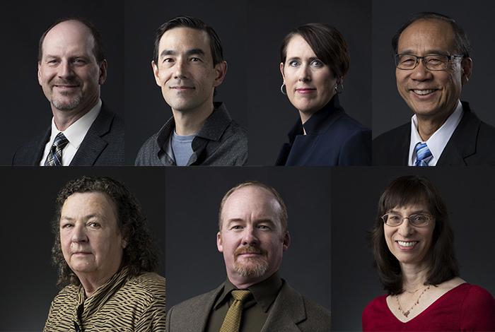 Brian Albright, Patrick Chain, Dana Dattelbaum, Michael Hamada, Anna Hayes-Sterbenz, Michael Prime and Laura Smilowitz