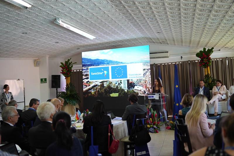 Encuentro Anual de EUROCLIMA+